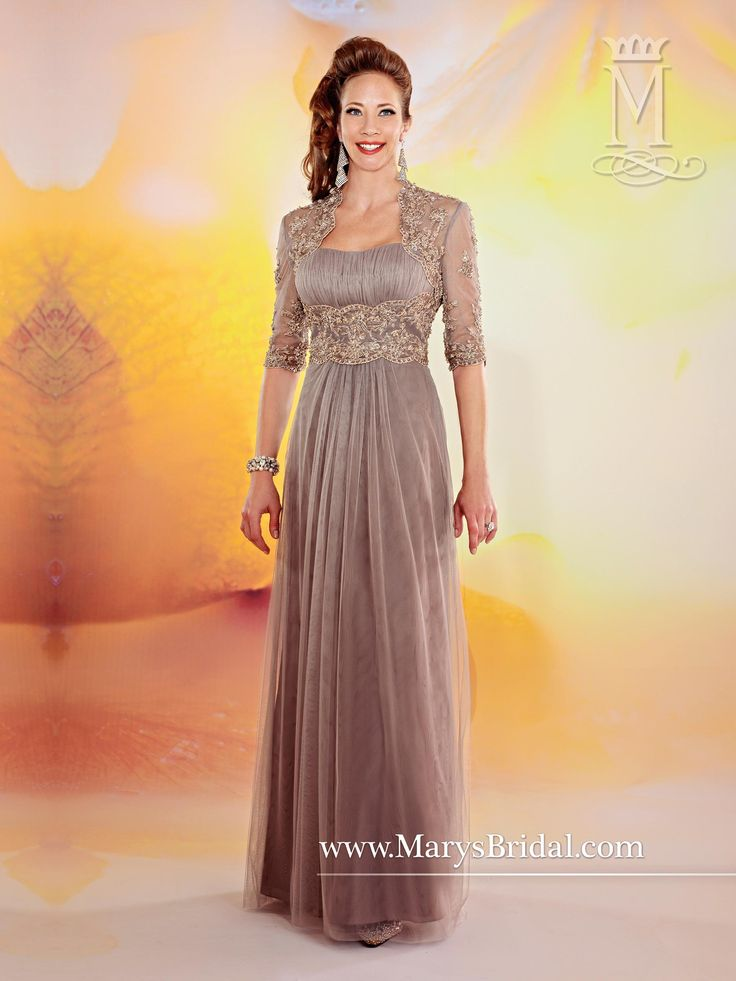 9 best images about mother of the bride groom dresses on for Mothers dresses for wedding
