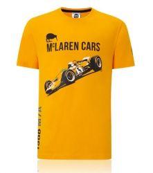 McLaren Heritage t-shirt Bruce McLaren M7A