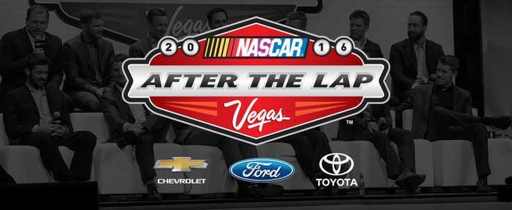 NASCAR Champion's Week 2014 - Las Vegas, NV #Nascar #LasVegas #Car #Carchick #Weekendtrip