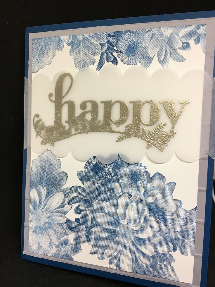 My Stampin UP Card Creations