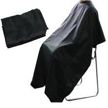Forró fekete Professional Salon Kappers Barber köpeny fodrász hajvágó ruha…