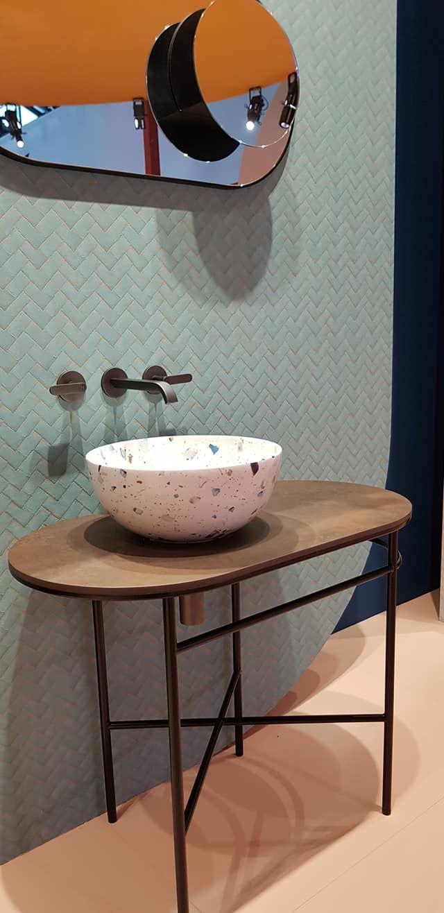 Vasque bol à poser by Globo showroom David B Paris lavabo ...