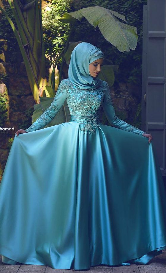 Hijab Couture - Said Mhamad Photography