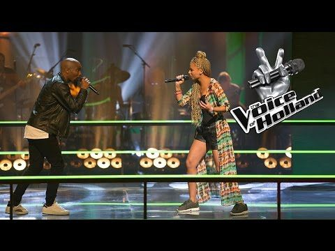 Agnes Diawara vs. Ivan Peroti – Hold Back The River (The Battle | The voice of Holland 2015) - YouTube