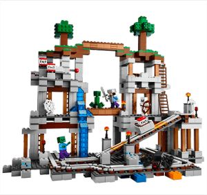 LEGO MINECRAFT- The MINE  SALE AND REVIEW (AMAZON )