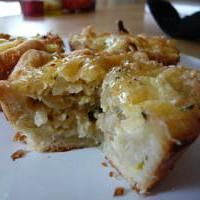 Epoisses Cheese and Apple Tart Recipe