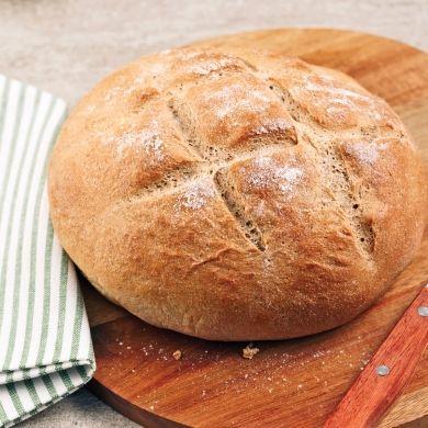 En étapes: on fait notre pain maison - En étapes - Cuisine et nutrition - Pratico Pratique