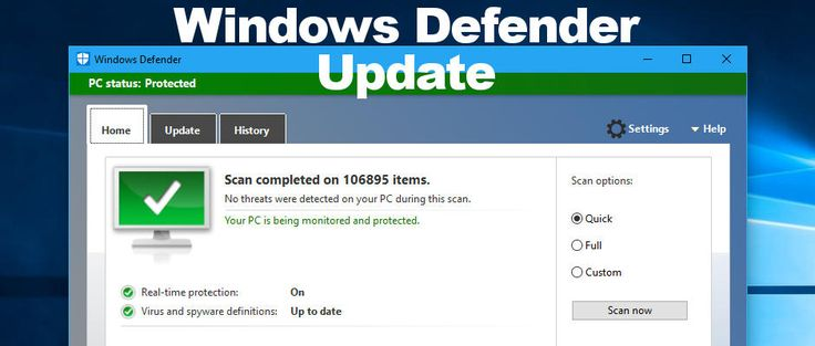 Windows Defender has quietly been getting better and it is a much more reliable security program than when it was first introduced. The update in Windows 10 anniversary edition makes it even better. #Microsoft #Windows