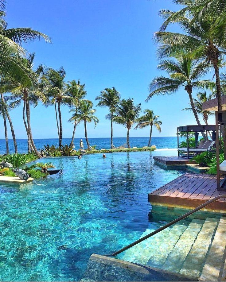 """944 Likes, 2 Comments - Lavish Resorts & Hotels (@lavishresortshotels) on Instagram: """"Dorado Beach Ritz-Carlton 📷 @_letstravel_ #DoradoBeach #Dorado #PuertoRico"""""""