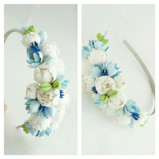 Headband. Handmade flowers. Flowers. Handmade. Handcrafted. Hair accessories. Wedding flowers. Wedding accessories. Wedding.