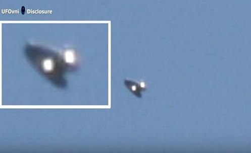 Australia - Sighting of UFO on Sydney, place in the world of higher rate of abductions
