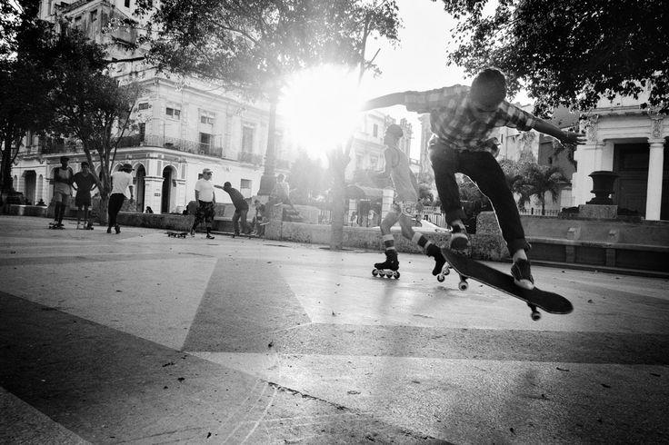 In Havana  |  Filippo Mutani Photography Paseo del Prado, Havana, Cuba, 2017