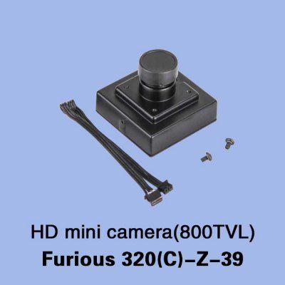 800TVL HD Camera Set for Walkera Furious 320 320G