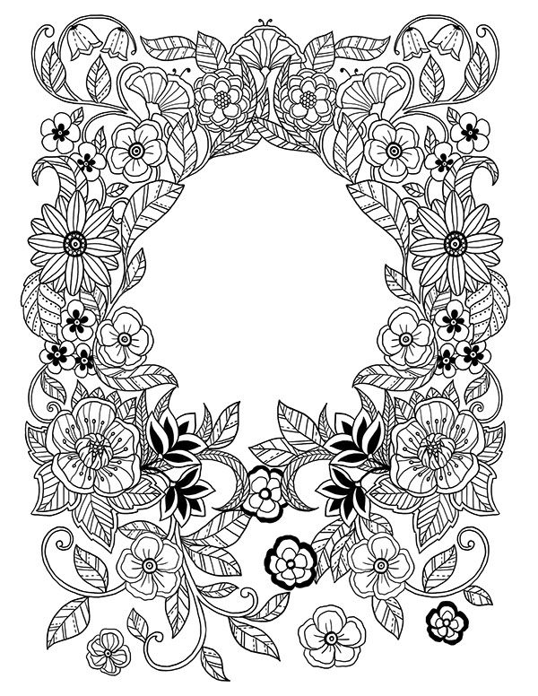 Coloring Pages For 2015 : 230 best adult colouring pages images on pinterest