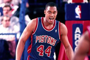 Rick Mahorn - Then  A Bad Boys Salute | THE OFFICIAL SITE OF THE DETROIT PISTONS