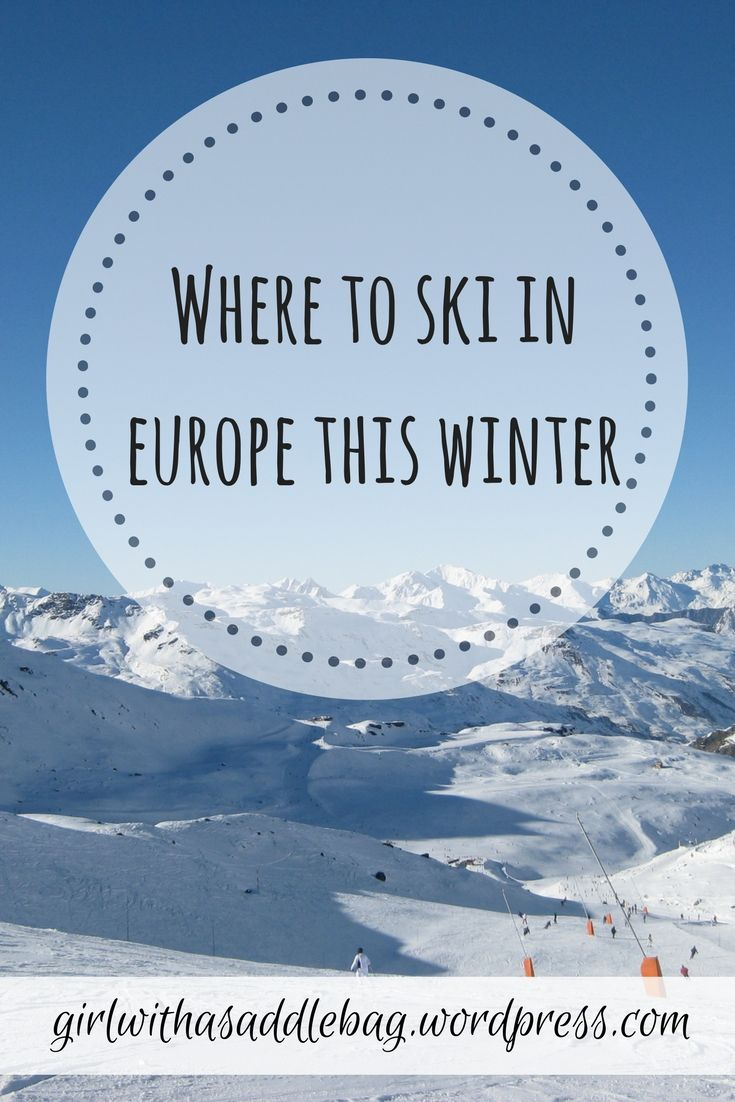 Winter wonderlands: Where to ski in Europe this season. Our guide to finding great confidence building pistes in Chamrousse, amazing apres ski in Mayrhofen, budget breaks in Bardonnechia and incredible snow in Val Thorens.