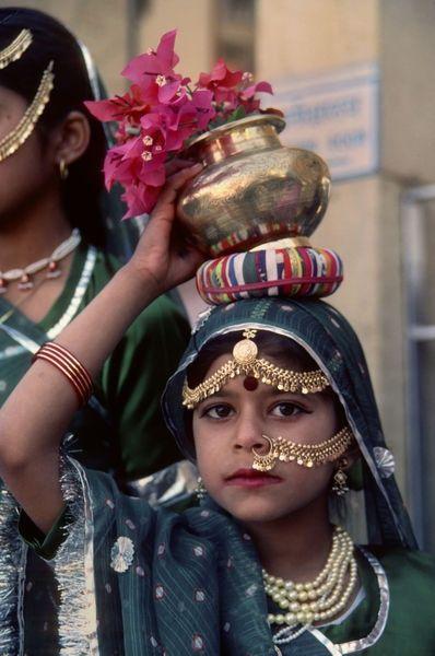Rajasthan, Northern India