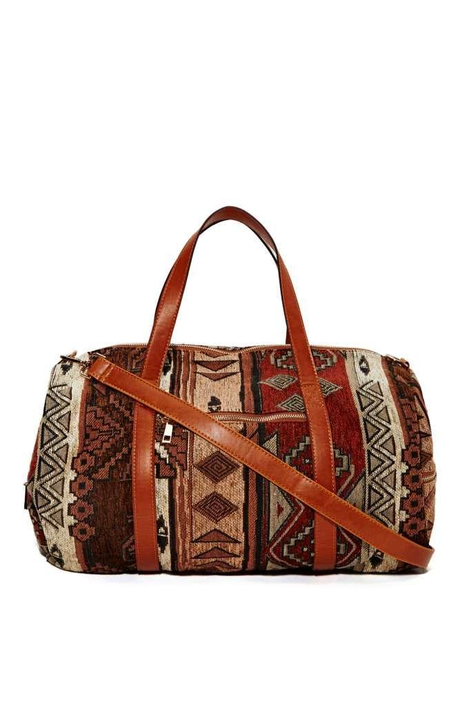 Dusty Roads Duffel Bag - Bags + Backpacks