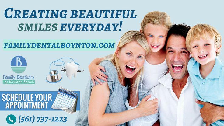 Affordable Family Dental Care in Boynton Beach
