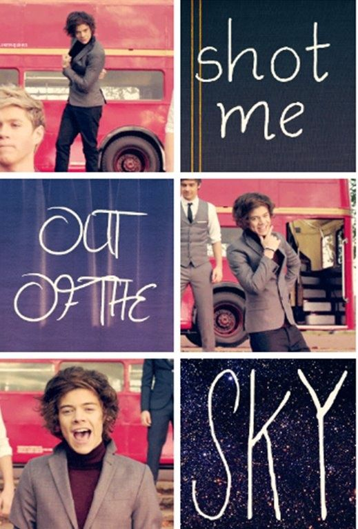 one direction one thing harry styles