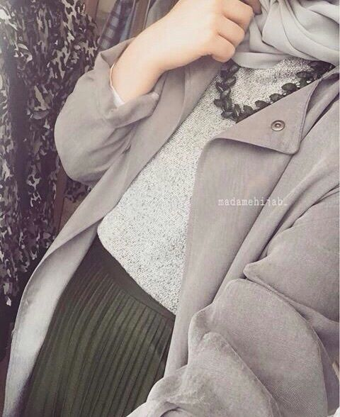 fashion, hijab, and hijabfashion by soft cloud | We Heart It