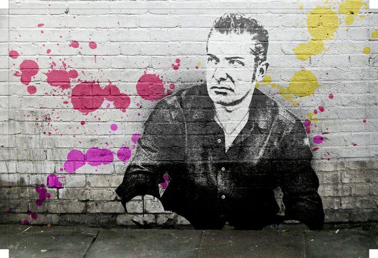 Trasformazion in effetto Banksy