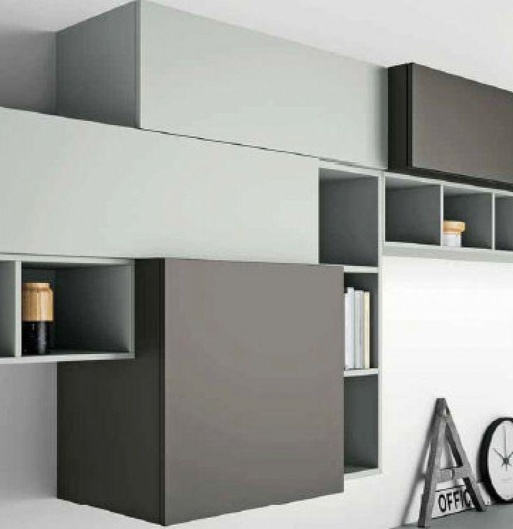 78 best Bookcases & Wall Units images on Pinterest | Bookshelves ...