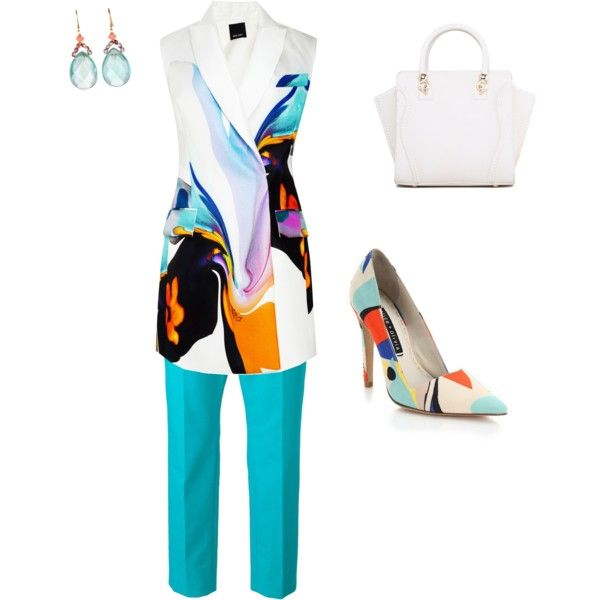 Untitled #8 by polymaven-579 on Polyvore featuring polyvore fashion style Josh Goot Sofie D'hoore Alice + Olivia