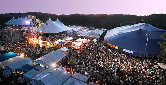 Blues and Roots Festival, Byron Bay