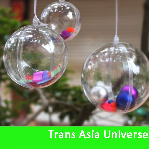 Best 25+ Clear Christmas Ornaments Ideas Only On Pinterest