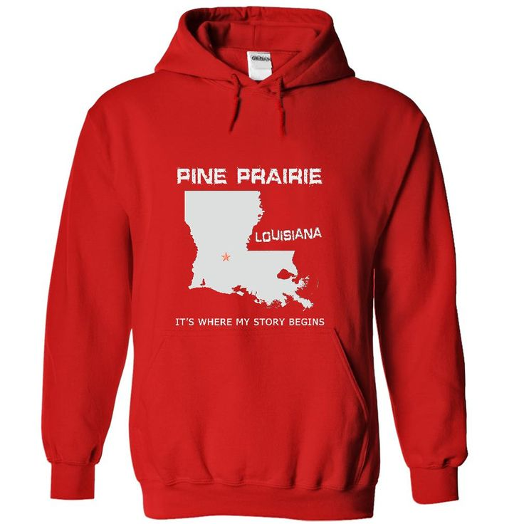 Pine Prairie LA07 T-Shirts, Hoodies. SHOPPING NOW ==► https://www.sunfrog.com/LifeStyle/Pine-Prairie-LA07-5660-Red-52454048-Hoodie.html?id=41382