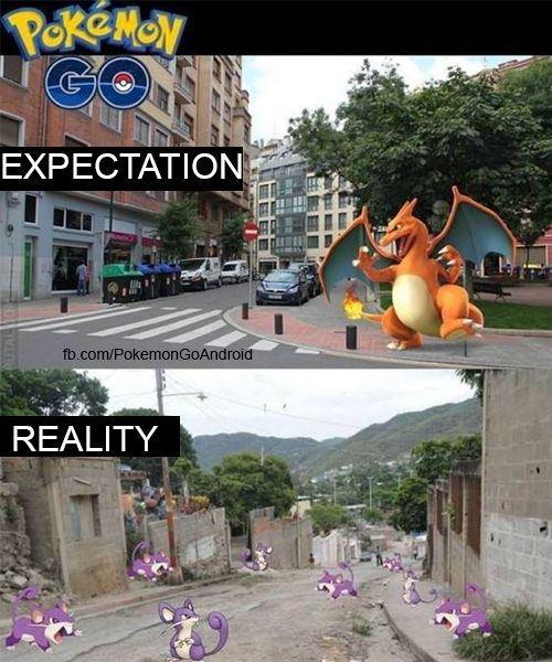 Accurate! lol #pokemongo #pokemon