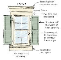 Craftsman Exterior Window Trim 22 best details - windows images on pinterest | craftsman