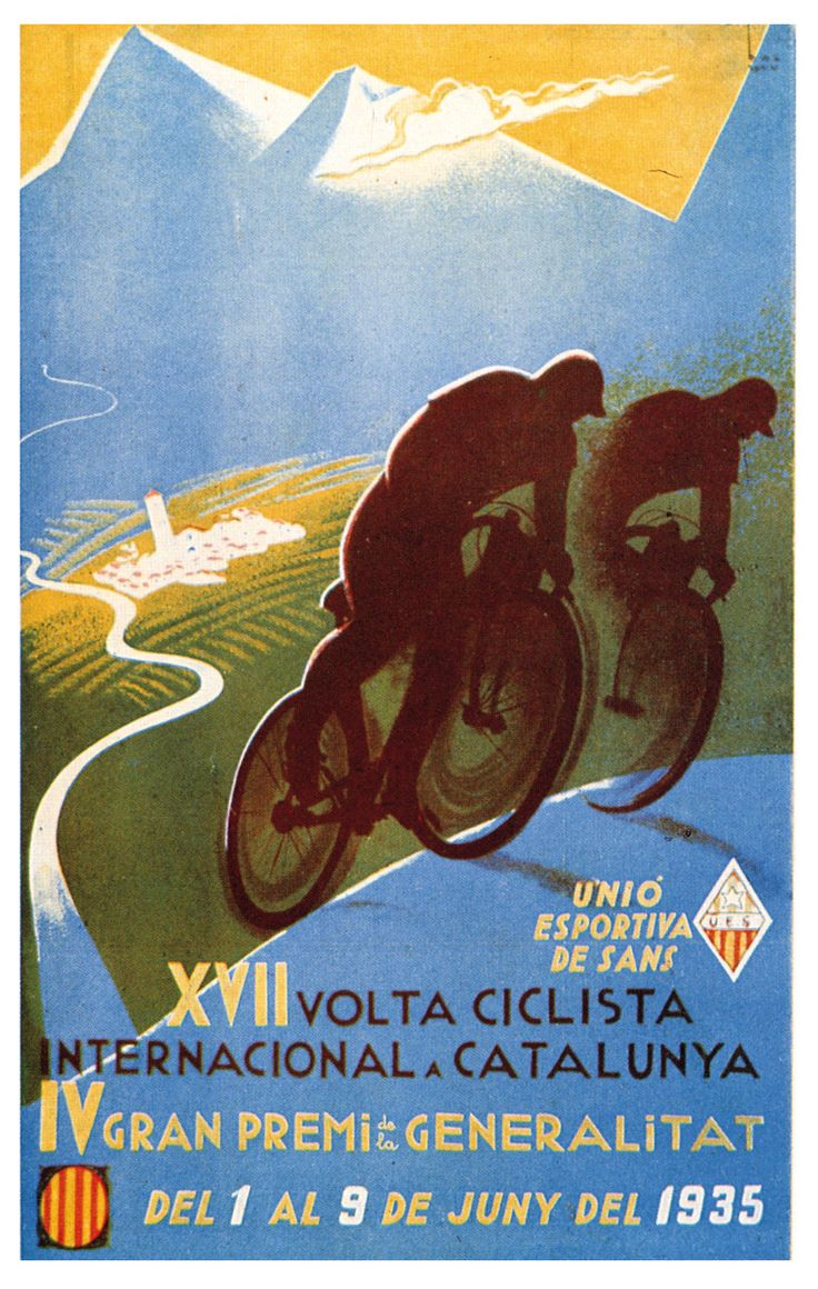 XVII Volta Ciclista a Catalunya 1935