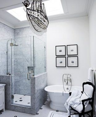 Small Bathrooms House Beautiful 57 best small bathroom ideas images on pinterest | bathroom ideas