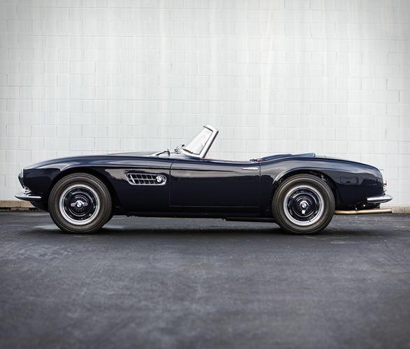 1958 Bmw 507 Roadster Series Ii Autos Estilo Y Disenos De Unas
