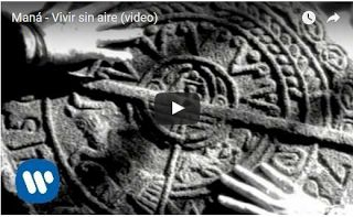 Banda Maná: Maná - Vivir sin aire (video)