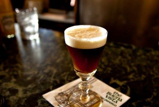 Irish Coffee at Buena Vista San Francisco. The history and lore of this famous drink.  http://www.travelingwithmj.com/2011/09/san-francisco-drinks-irish-coffee-at-the-buena-vista-cafe/  #cocktails #coffee