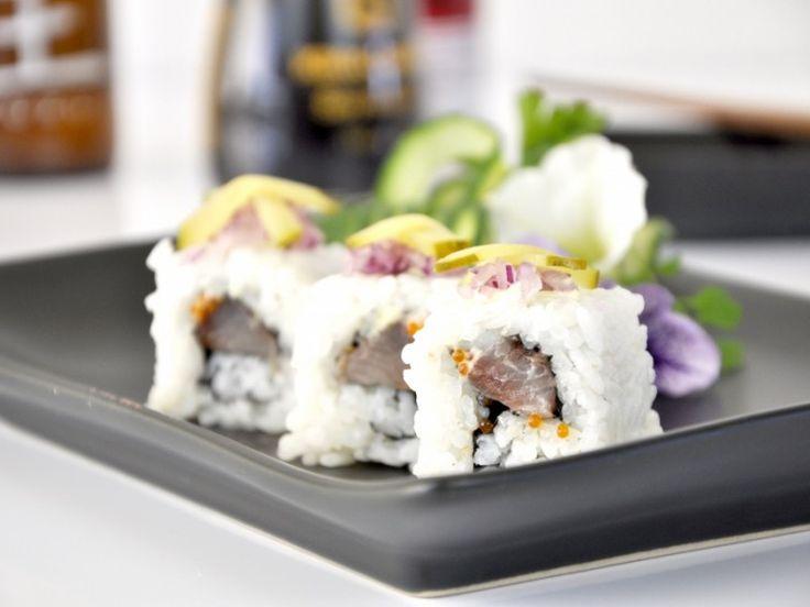 Sushi recept: Haring sushi - Sushi-San