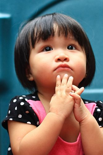 """""""Every child comes with the message that God is not yet discouraged of man.""""  Rabindranath Tagore"""