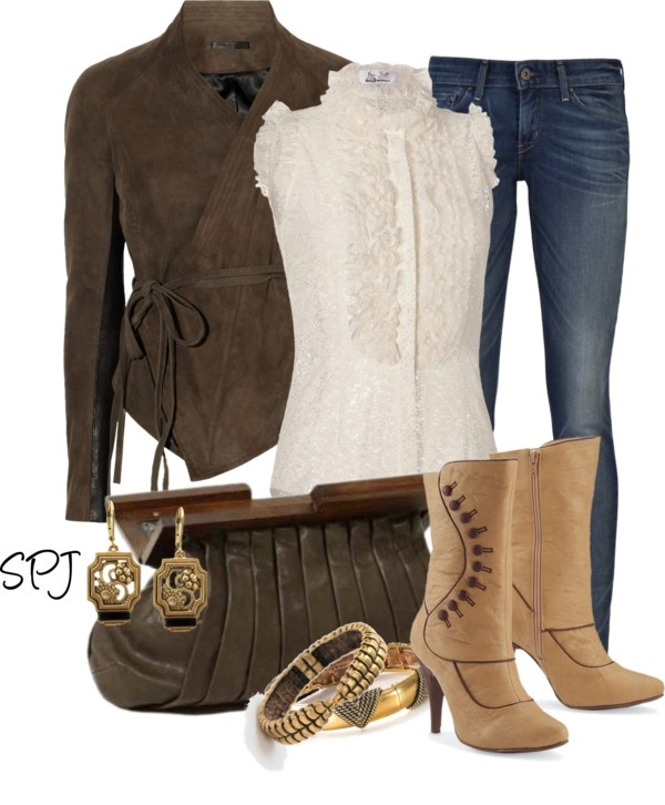 """Victorian Touch"" by s-p-j on Polyvore"
