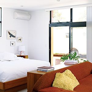 20 design tips for small bedrooms | Two rooms in one | Sunset.com