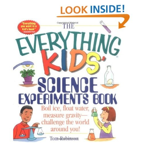 the everything kids science experiments book review