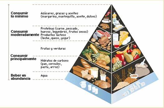 Una alimentación sana y equilibrada es imprescindible para tener una vida activa.