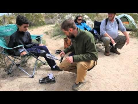 1st Annual Adaptive Climbing Clinic presented by Sanuk & Evolv