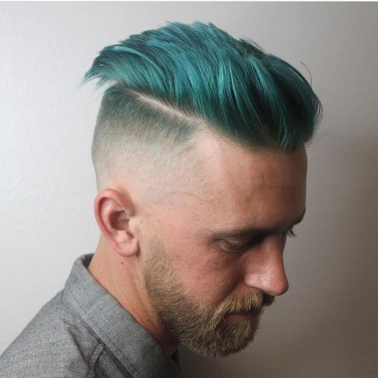 Casual Hair color for men