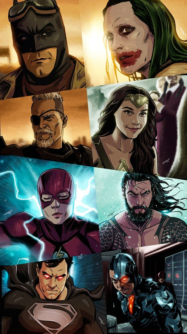 Other Zack Snyder S Justice League Wallpaper Dc Cinematic In 2021 Dc Comics Wallpaper Dc Comics Artwork Batman Comic Art