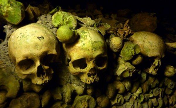 Skip the Line: Paris Catacombs & Secrets. For booking information please go to: www.letzgocitytours.com/package/skip-the-line-paris-catacombs-secrets
