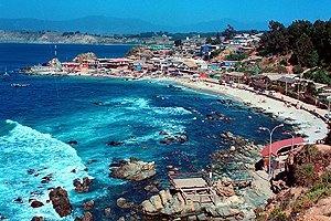 Horcón, Valparaiso   To learn more about #Valparaiso | #CasablancaValley click here: http://www.greatwinecapitals.com/capitals/valparaiso-casablanca-valley