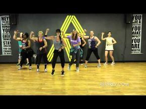 """Let's Get Loud"" Jennifer Lopez || Dance Fitness Choreography Video || by REFIT® Revolution - YouTube"
